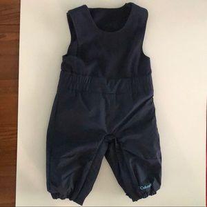 Columbia snow pants 6-12 Months Navy Blue